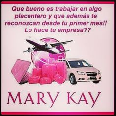 Unete a mi equipo Mary kay!!!!