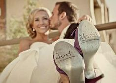 This is definitely going on my list of photo must haves for our big day.