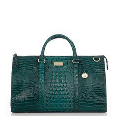 Anywhere Weekender style, color, bag, weekend, brahmin
