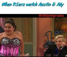 <3 Ross's Face <3 and i'm sure you know who he is watching