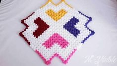 Örgü Çanta Sapı Nasıl Örülür? | M-visible.com Baby Knitting Patterns, Baby Booties, Retro, Mandala, Blog, Stuff To Buy, Anne, Create, Crochet Appliques