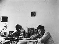 Guy Bourdin Self-Portrait