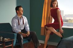 Lizzy Caplan and Michael Sheen Love the Edward Hopper feel to this photo. Michael Sheen, Photo Star, Picture Photo, Virginia Johnson, Ray Donovan, Fritz Lang, Favorite Tv Shows, Favorite Things, Movies And Tv Shows