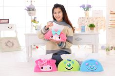 >> Click to Buy << Kawaii cartoon plush toy Pink Melody Tissue Box Cover Napkin Paper Holder Towel Tissue Cases For Home Office Car Birthday Gift #Affiliate