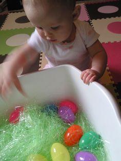 Red Recipe & Idea Box: Infant Sensory