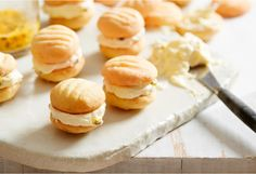 These elegant, buttery biscuits will become a family favourite