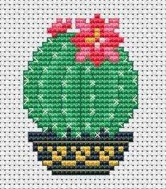 Cactus cross stitch pattern - Crochet-Cross Stitching - Cactus cross stitch pattern Informations About Cactus cross stitch pattern Pin You can easily use my - Cross Stitch Bookmarks, Cross Stitch Cards, Cross Stitching, Cross Stitch Embroidery, Embroidery Patterns, Cactus Embroidery, Hand Embroidery, Cactus Cross Stitch, Mini Cross Stitch