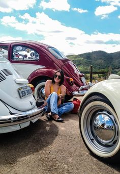 Classic VW - love them white-walls!