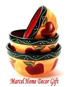 Kitchen Decor Country Apple Kitchen Tool Set