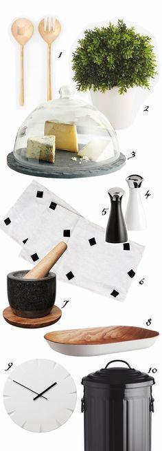 Scandinavian Kitchen//