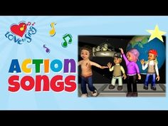 Kids Goodbye Song - Bye Have a Happy Day - Children Love to Sing Songs - YouTube