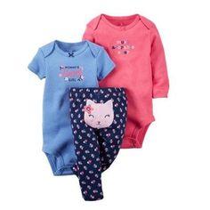 Dinosaur design 3piece set bebe Girls Boys clothing sets Baby Girls Pant Set