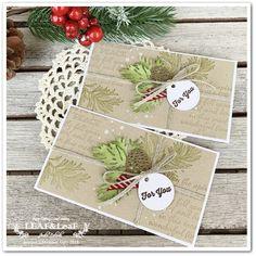 Stampin Up Christmas, Christmas Cards, Make Design, Christmas 2019, Stampin Up Cards, I Card, Gift Wrapping, Beautiful, Create