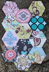 Eleanor Meriwether: Sewing Hexagons