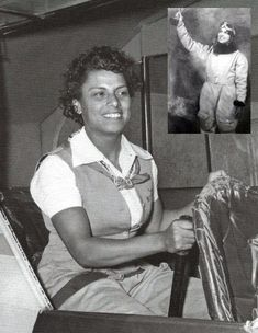 Willa Brown Chappell , born in 1906 . In 1938 , she became the first woman Black pilot licensed in the united states and in 1943 , the first African American Woman to possess a commercial pilot and mechanic& licence Black History Facts, Black History Month, Brave, We Will Rock You, African American Women, African Americans, Native American, African Diaspora, Women In History
