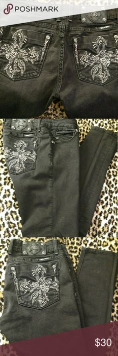 Miss Me Skinny Jeans Size 30 Great Condition Inseam 31 Miss Me Jeans Skinny