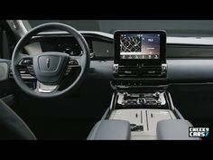2018 Lincoln Navigator INTERIOR / Luxury SUV Test Drive