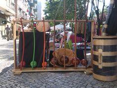 Suporte para berimbaus #suporteberimbaus #berimbaus #atabaque #capasprotecao #instrumentos #bichodacapoeira