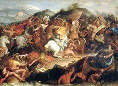 Η Μάχη του Γρανικού: Η πρώτη μεγάλη νίκη του Μεγάλου Αλέξανδρου κατά της Περσικής Αυτοκρατορίας, που εδραίωσε τη φήμη του ως μέγα στρατηλάτη. Έλαβε χώρα στις 22 Μαΐου του 334 π.Χ. στον ποταμό Γρανικό...
