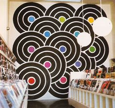The Gap Records and Tapes, San Francisco by Harry Murphy + Friends