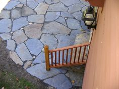 Garden and patio stone