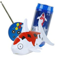 Wenasi Mini Radio Remote Control Rechargeable Shark Swim in Water RC Fish Electronic Pool Toy for Kids (White) *** Visit the image link more details. (It is Amazon affiliate link) #texas