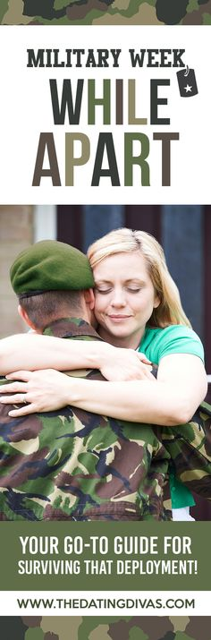 AWESOME Deployment Guide Love These Ideas For Staying Sane While Your Military Spouse Is