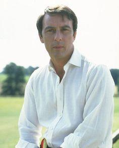 As Raffles in his cricket gear.