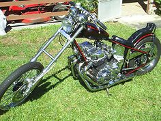 Custom Built Motorcycles : Chopper                                                                                                                                                                                 More
