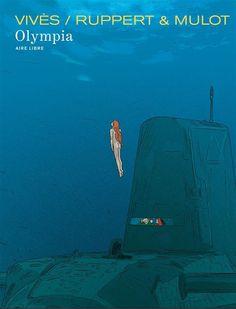 Olympia (Édition Spéciale) - (Florent Ruppert / Jérôme Mulot / Bastien Vivès) - Polar-Thriller [TRIBULLES, une librairie du réseau Canal BD]