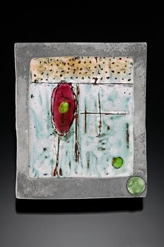 TORCH FIRED ENAMEL #2- GRAPHITE - TUTORIAL - Chris Hierholzer - Grains of Glass