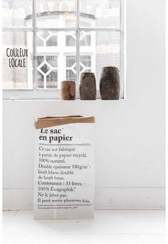 De paperbag. | http://anoukdekker.nl/de-paperbag/