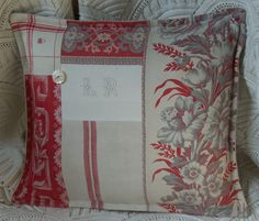 Lovely French style pillow