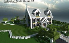 Suburban House #1 | Full Furnished | 1.7.4, creation #2618