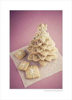 gingerbread Xmas tree     www.briciola.eu