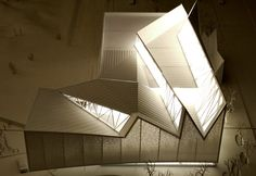 Brooks   Scarpa Unveil Plans for Light-Filled, Saw-Toothed Ind...