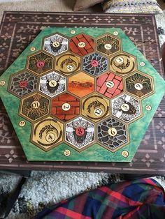 Custom Catan Board...