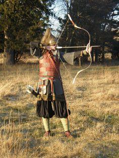 Viking archer by VendelRus on deviantART