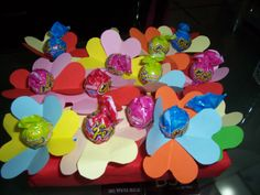 lollipop decoration