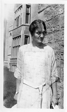 Cecilia Payne-Gaposchkin (May 10, 1900 – December 7, 1979) was an English-American astronomer who in 1925 was first to show that the Sun is mainly composed of hydrogen, contradicting accepted wisdom at the time.