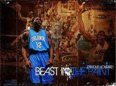 Dwight Howard Beast!