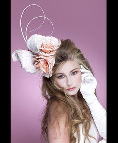 GUIBERT Millinery, Rock Me Rococo Collection