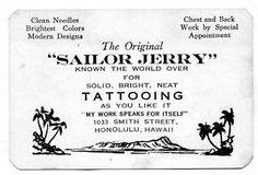 sailor jerry ~