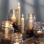 50 crafts to do with mason jars!