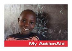 MyActionAid | ActionAid Il mio conrtibuto mensile al mio Bambino adottato da me a distanza di nome Kabi RajBote.