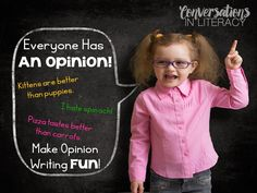 Fun ideas for getting students to provide evidence in opinion writing and making it fun!!