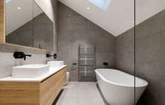 We are a Melbourne Tiles Company and have a huge collection of tiles of all makes for floors, walls and outdoors. Visit our Melbourne Tiles Showroom in Richmond. Bathroom Concrete Floor, Concrete Look Tile, Concrete Floors, Tile Showroom, Melbourne, Tiles, Bathtub, Flooring, Interior Design