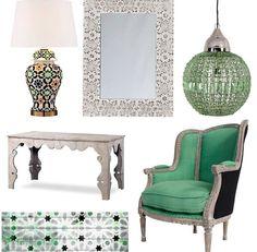 Green Moroccan