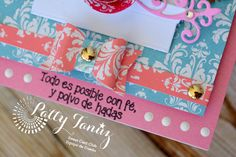 TODO ES POSIBLE... FAIRY CARD - Scrapbook.com