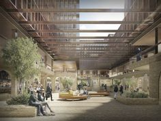 Gallery of Schmidt Hammer Lassen Wins Competition for Redevelopment of Riga Historic Quarter - 5